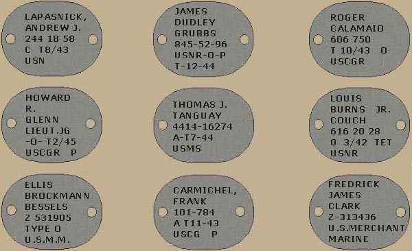 What Do Military Dog Tags Look Like